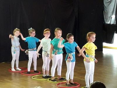 Danse moderne enfants / ados